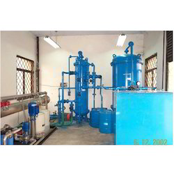 Tertiary Treatment for Waste Water