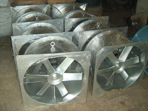 Industrial Axial Flow Fans : Industrial blower and axial fans manufacturer