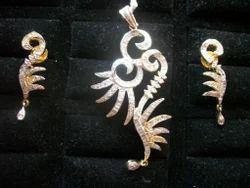 Trendy Brass Earrings