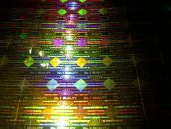 Dot Matrix Hologram Masters