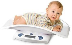 pediatric weighing scale