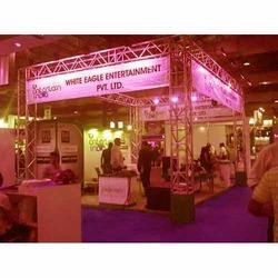 Used Aluminum Trade Show Booth Truss