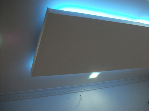 Gypsum board false ceiling works images for Gypsum board images