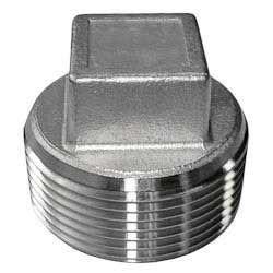 Square Head Plug