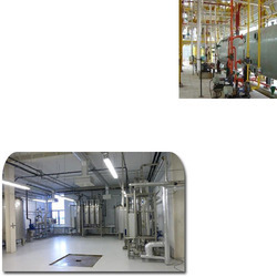 Herbal Extraction Plant for Pharmaceutical Industry