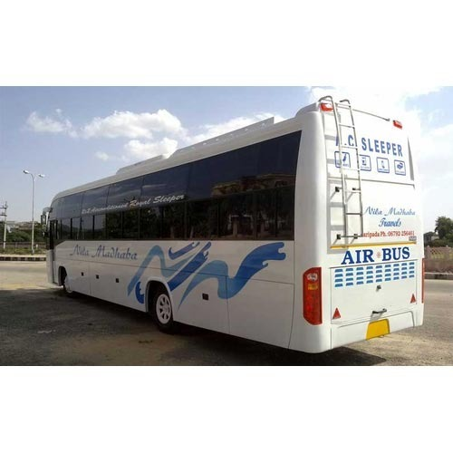 Semi Sleeper Bus Semi Sleeper Non Ac Bus Manufacturer From Jaipur