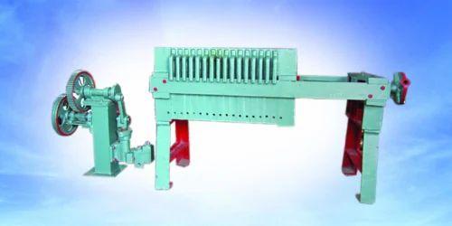 Groundnut Oil Filtration Machine