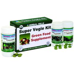 Veggie Supplements