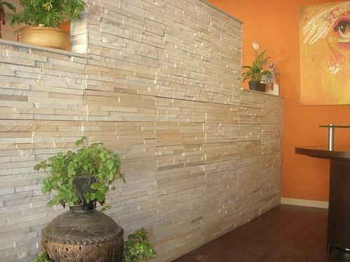 Elevation Stone Cladding : Cladding tiles for interior walls tile design ideas