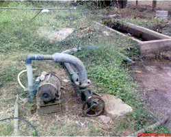 Bio Gas Slurry Transfer Pump
