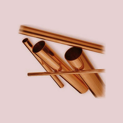 Copper Tubes for Plumbing, Water and Gas