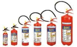 Powder Fire Extinguisher DCP 4KG