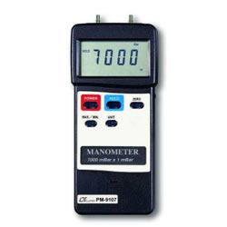 Manometer PM9107 - LUTRON