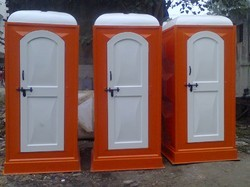 Sintex Portable Toilets - Indian/Western