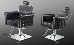 Crystal Noble Salon Chairs