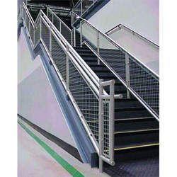 Sleek Aluminium Handrail