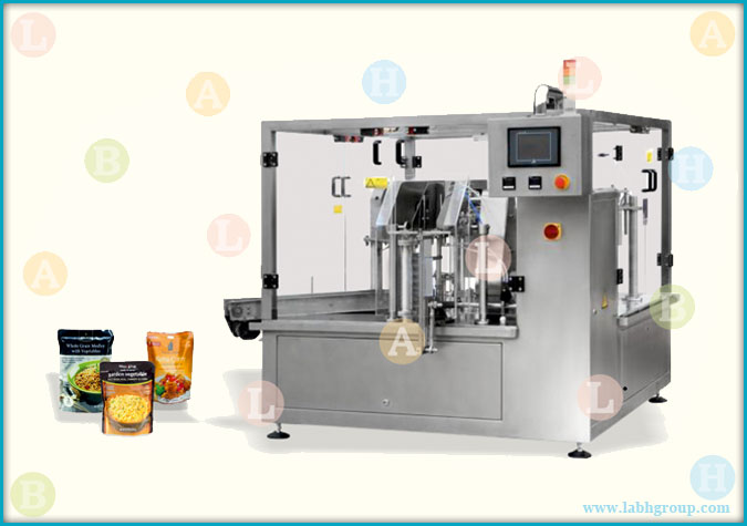 Automatic Retort Pouch Packaging Machine