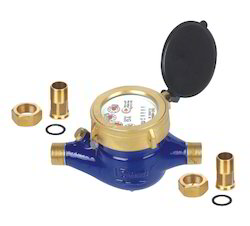 Domestic Brass Water Meters