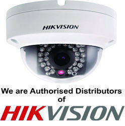 HIKVISION IP Dome Camera (DS-2cd2110-I)