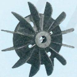Plastic Fan Suitable For  112 Frame Size