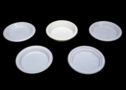 7 Plastic Plate HIPS