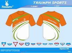 Sublimated Garments
