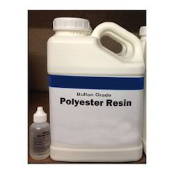 Button Grade Polyester Resin
