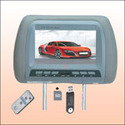 Headrest LCD Monitor Series/With USB & SD