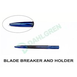 Blade Breaker and Holder