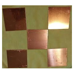 Copper Sheet Cutting