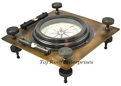 Antique Style Open Face Compass