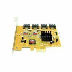 PCIE SATA III 4 Port Card
