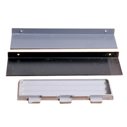 Metal and Plastic Marker Trays