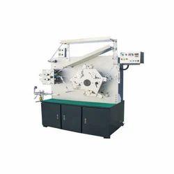 Rotary Garment Type Label Printing Machine
