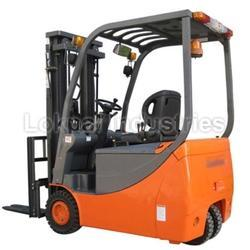 3 wheeled electric forklifts