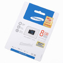8GB Samsung SD Card