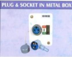 Socket Set in Metal Box
