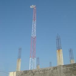 Square Self Supporting Tower