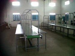 Assembly Line Conveyor System