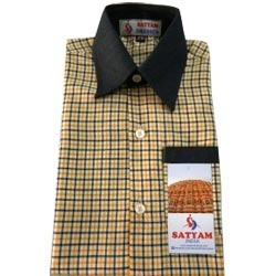 Multi-Colour Check Shirt