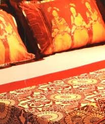 Designer Sabyasachi Collection-Bed Sheets