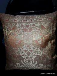 Raw Silk Cushion Cover