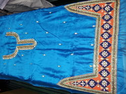 Punjabi Suits Hand Work Designed