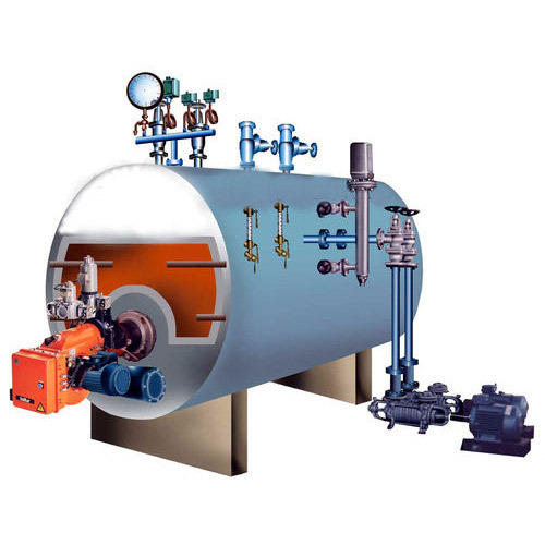 Industrial Steam Boiler - Small Steam Boiler Manufacturer from Ahmedabad