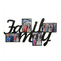 Family Wall Photo Frames