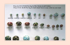 Fancy Metal Beads Code : MBC-07