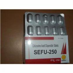 Cefuroxime Axetil 500 mg
