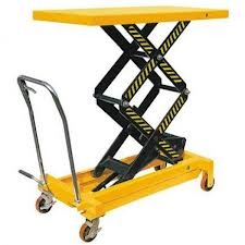 Electric Scissor Lift Tables
