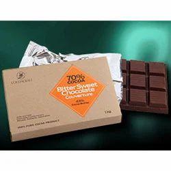 Bitter Sweet Chocolate Slab