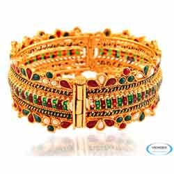 Fashion Brass Bangle